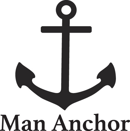 Man Anchor