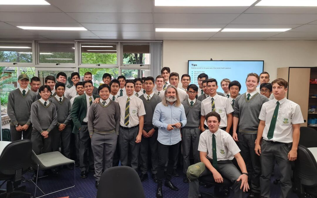 Parramatta Marist High School Mental Health Support
