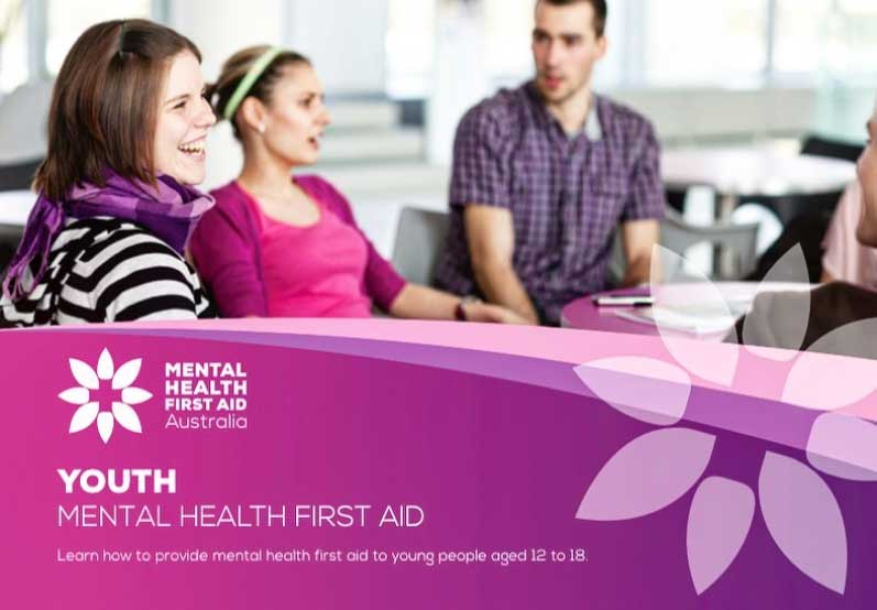 Youth Mental Health First Aid Workshops
