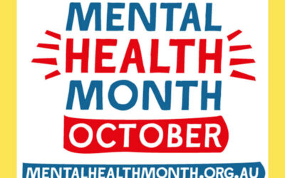 What's on with Man Anchor for Mental Health Month ?